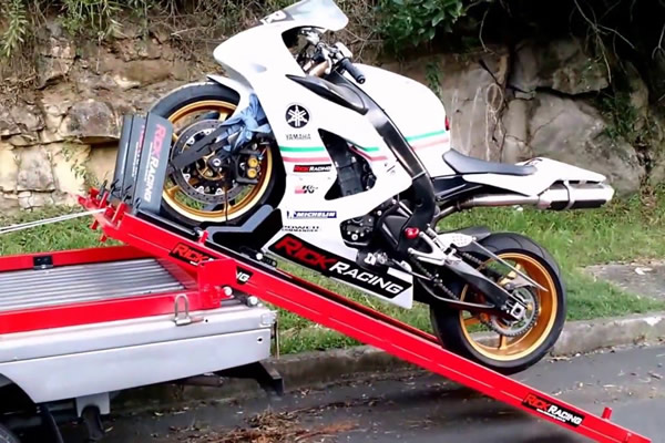 Guinchos para Moto