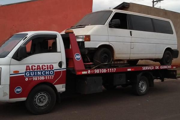 Guinchos para Vans e Utilitarios Leves